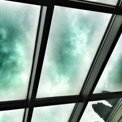Gris…enfin, presque! #Snapseed. #instagram #meteo #weather #sky #montreal #quebec #einstagram