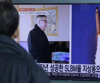 cool UN Security Council meeting sought over NKorea missile test Check more at https://epeak.info/2017/02/13/un-security-council-meeting-sought-over-nkorea-missile-test/