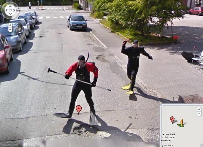7 best Things caught on Google maps images on Pinterest | Street