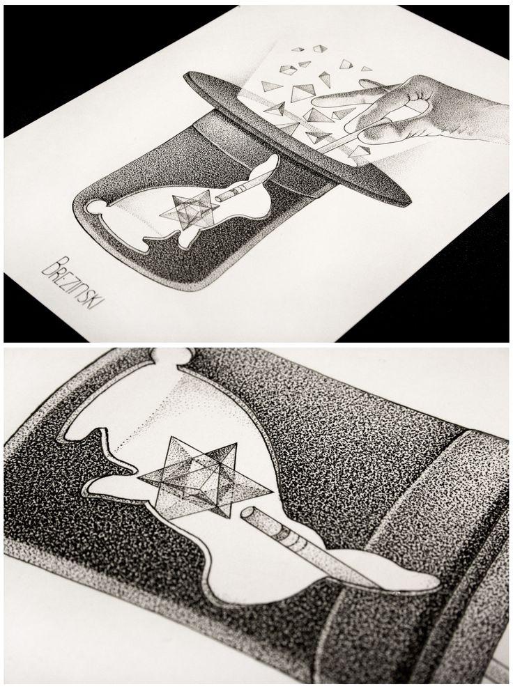 Best Tattoo Images On Pinterest Tattoo Ideas Tattoo Ink And - Surreal black ink tattoos by ilya brezinski