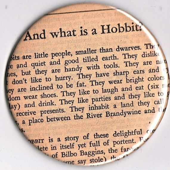 And what is a Hobbit?    (Outbid.com #thehobbit #auction)