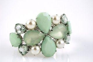 bracelet..Sea Foam, Bracelets, Jewelry Accessories, Catching Accessories, Adornment Jewelry, Costume Jewelry, Costumes Jewelry, Accessories Sho, Jewels