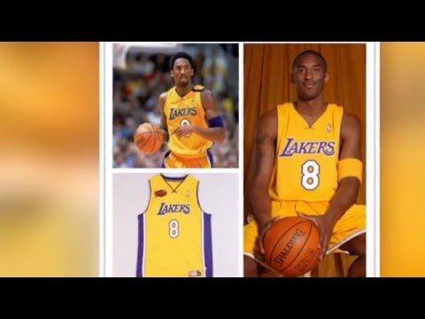 Camisas NBA kobe bryant baratas 8 y 24
