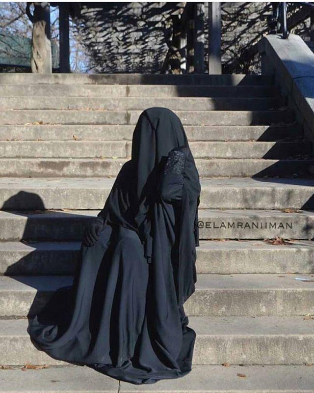 My MaschaAllah...#niqabis