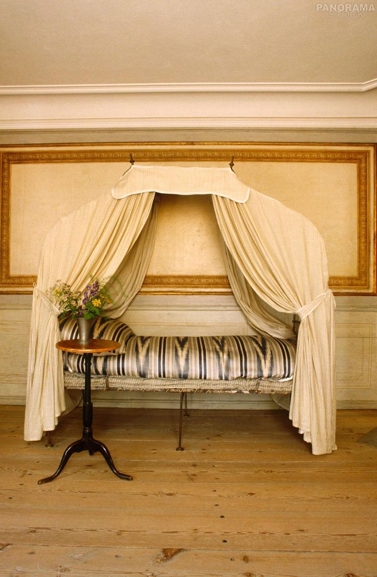 512 best images about canopy beds draped beds on for How to drape a canopy bed