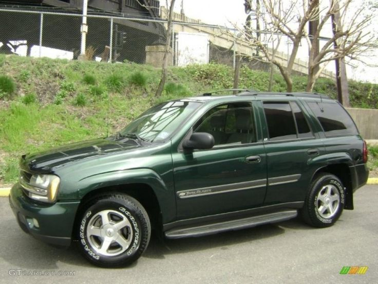Tires For 2007 Chevy Trailblazer