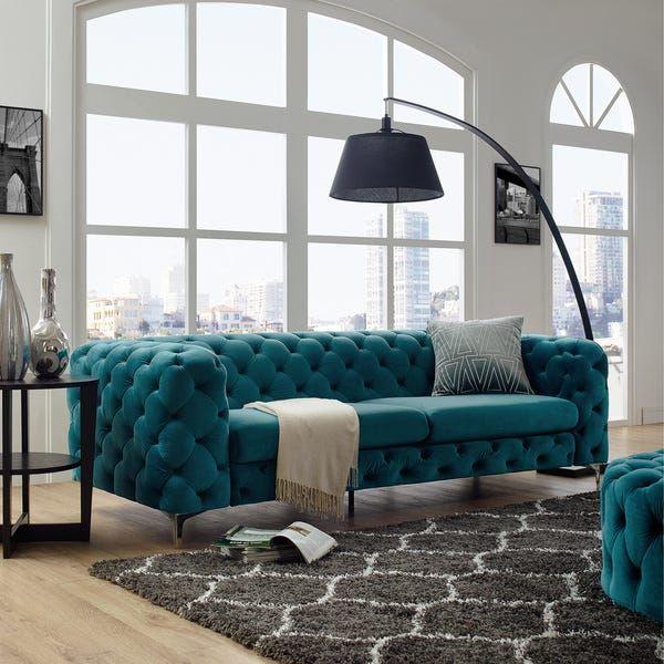 Our Best Living Room Furniture Deals Blue Sofa Set Sofa Set Furniture