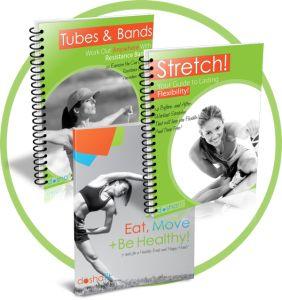 DoshaFit Nutrition & Exercise Library + Bonus