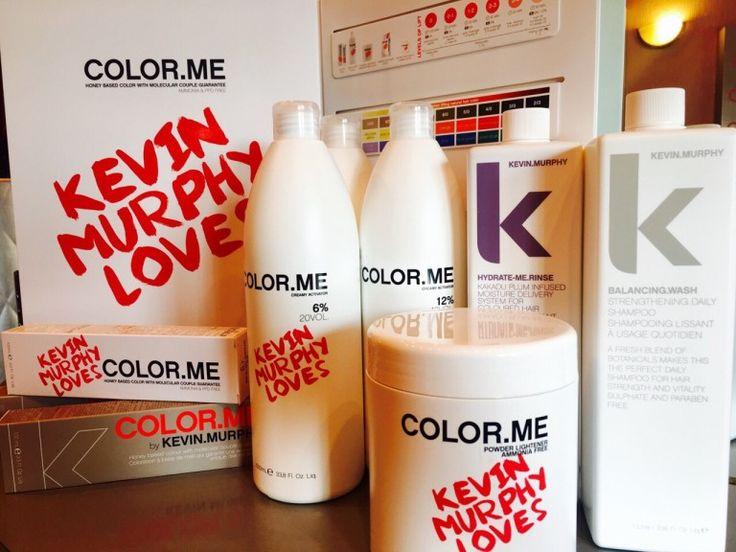 #Kevinmurphy festések a Cri-Style Hajstúdióban