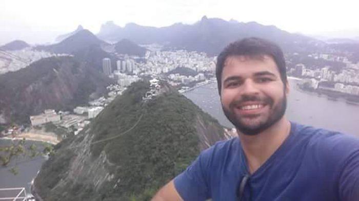 Estudante da UFRRJ de Seropédica foi encontrado vivo no Parana