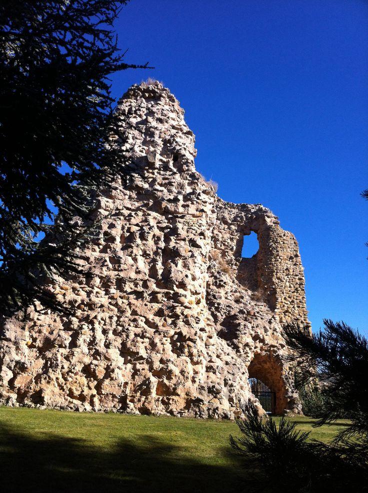 Castillo de Soria, o eso era.