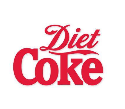 Simplified Diet Coke logo by Duffy & Partners, Joseph ...