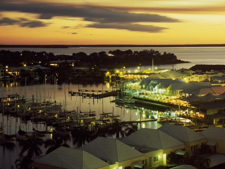 A slice of Darwin: High Times in Australia's Top End city