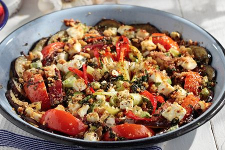 Λαχανικά τουρλού (μπριάμ) - Συνταγές | γαστρονόμος