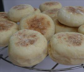 Recette Muffins anglais par cathy290 - recette de la catégorie Pains