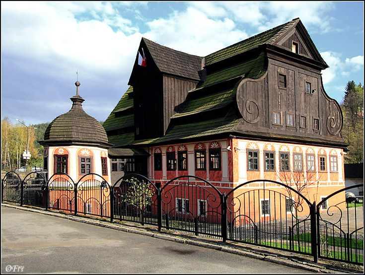 Duszniki Zdroj - Old Paper Mill / Poland