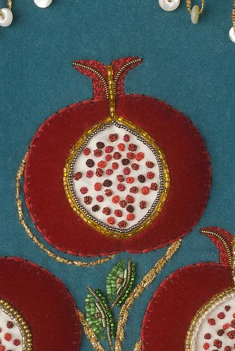 Dina's pomegranate