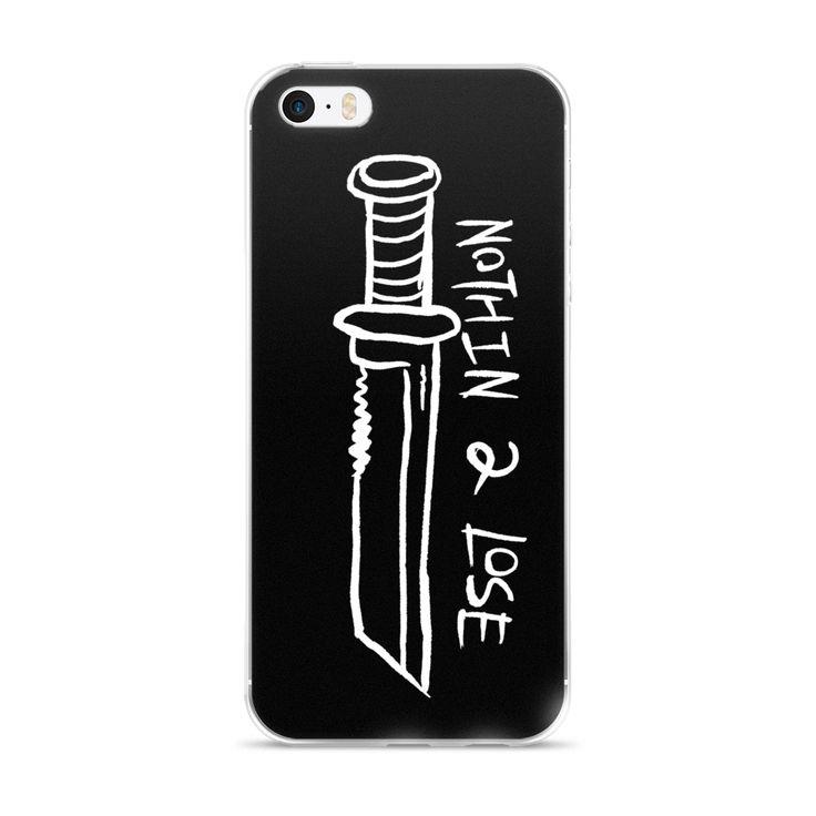 NOTHIN 2 LOSE iPhone Case