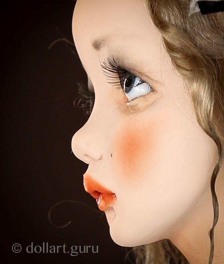 Baby. Art doll by Alisa Filippova | Doll Art Guru