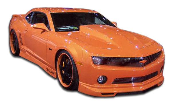 2010-2013 Chevrolet Camaro V6 Duraflex Racer Body Kit - 4 Piece
