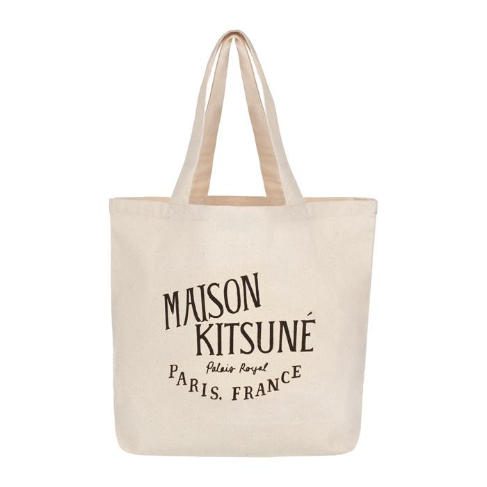 Maison Kitsuné Shopping Bag