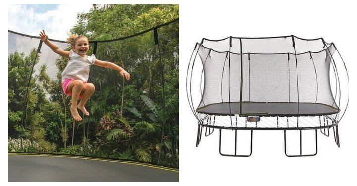 Enclosed Trampolines from $109.99 @ Toys R Us Canada http://www.lavahotdeals.com/ca/cheap/enclosed-trampolines-109-99-toys-canada/215131?utm_source=pinterest&utm_medium=rss&utm_campaign=at_lavahotdeals