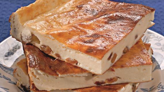 Творожная запеканка с изюмом. Пошаговый рецепт с фото, удобный поиск рецептов на Gastronom.ru