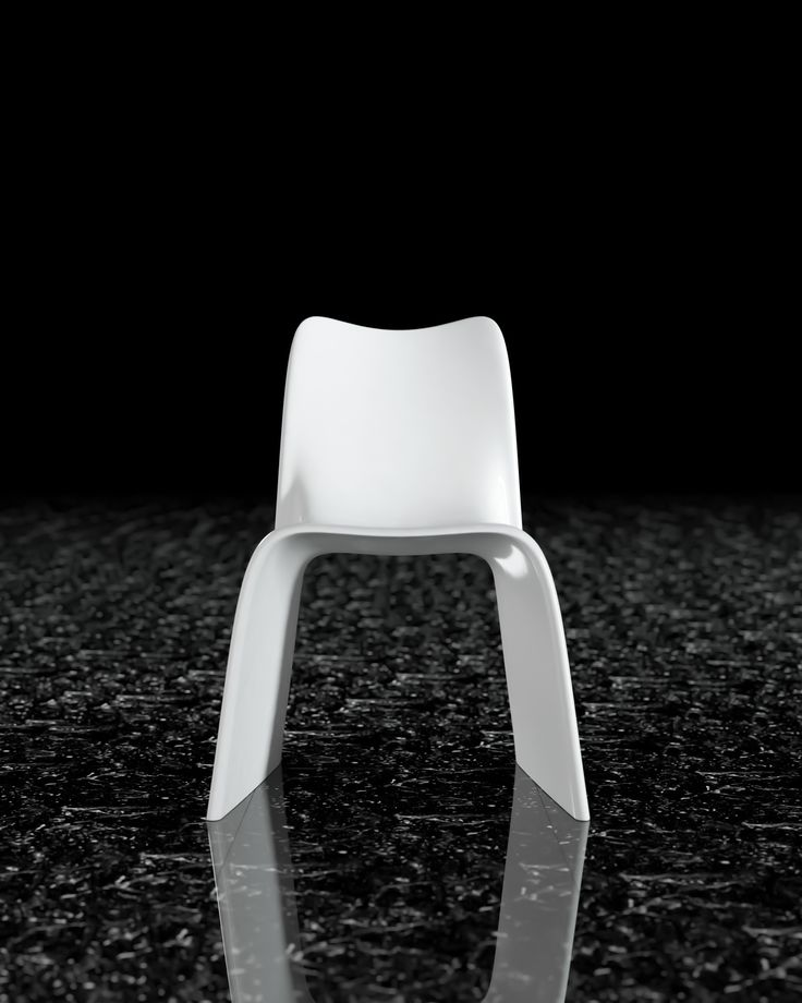 Dining chair. Inspired by the subterfuge that the Greeks used to enter the city of Troy and win the war. Trojan Horse is a minimal dining chair,  made of clear lines that symbolize the novelty of the mythical stratagem. Ideal for indoor and outdoor use.