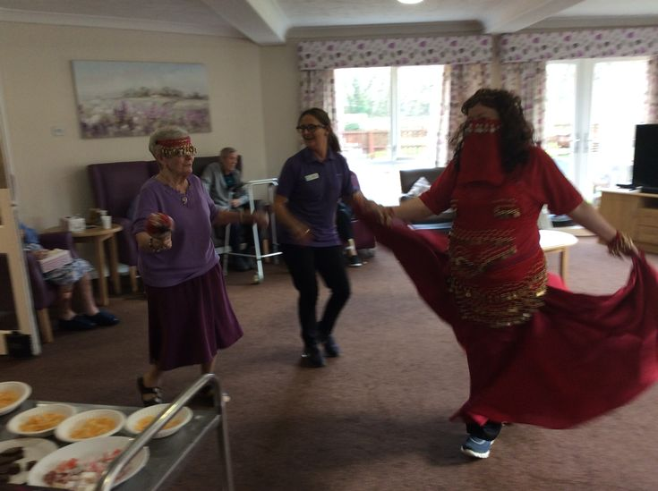 Turkish delight at Birch Green Care Home - Birch Green Care Home Skelmersdale