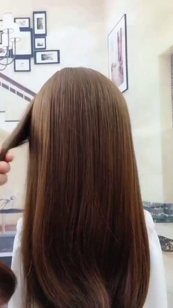 frisuren für lange haare videos | Frisuren Tutorials Zusammenstellung 2019 | Teil 111