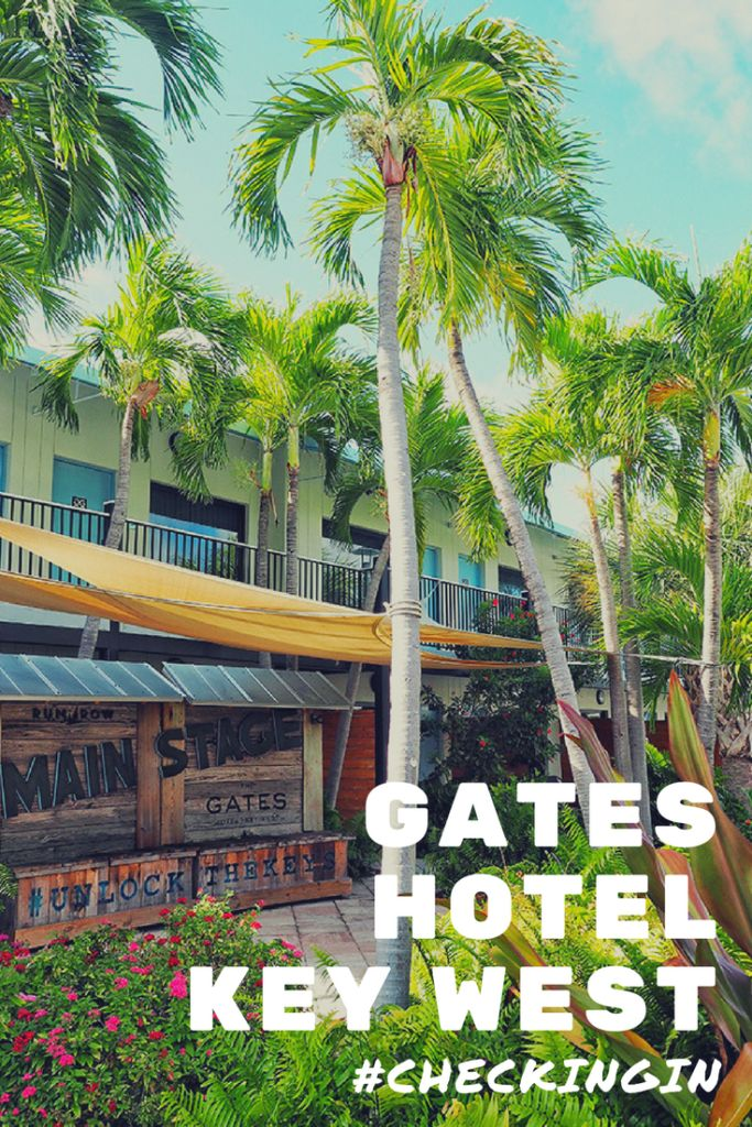 Check Into The Gate Hotel Key West!