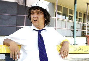 Chris Lilley as Jonah Tackaluah in Summer Heights High