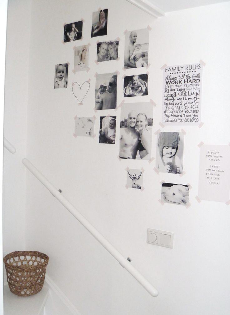 Inspiratiezaterdag no.58: hoe maak je de trappenhal gezellig! Je leest het op http://www.stijlhabitat.nl/inspiratiezaterdag-no-58/ - fotocredits: Lekker Frisss - Miranda Lugtenburg