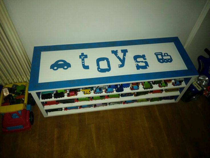 Toys box by GSmaker...
