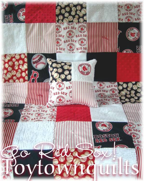 10 best images about Quilts on Pinterest | Baseball babies, Quilt ... : baseball quilt fabric - Adamdwight.com