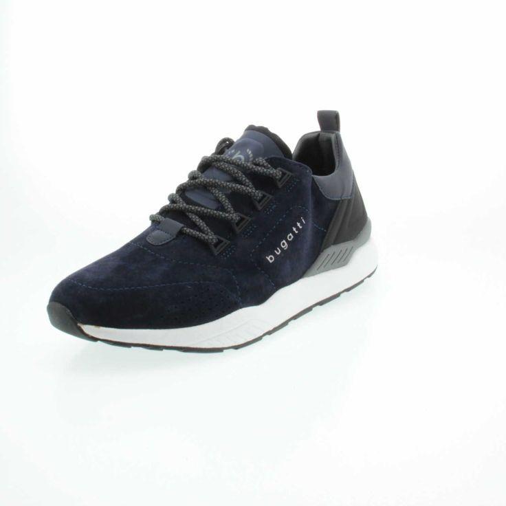 Schuhe24 SALE | Herren Sneaker von Bugatti blau, braun, grün