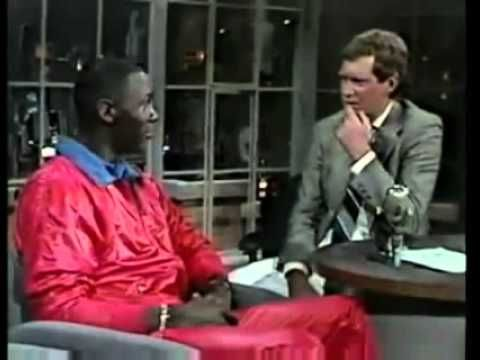 We Remember: David Letterman Interviews 23-Year-Old Michael Jordan in 1986 | Bleacher Report