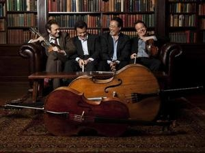"Yo-Yo Ma's Bluegrass-Inspired 'Goat Rodeo' on NPR. My favorite track so far is ""Attaboy"" - it is stunning."