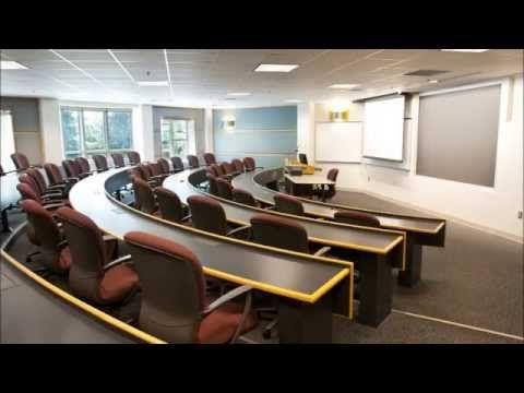 Ide Desain Ruang Kelas Modern