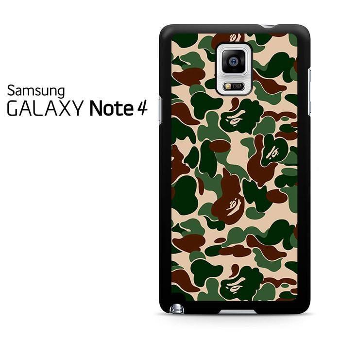 Bape Samsung Galaxy Note 4 Case