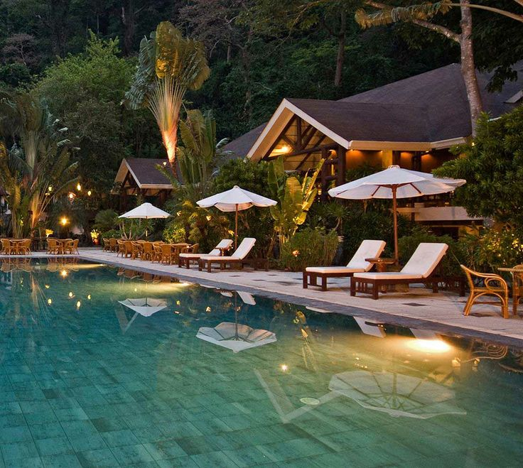 El nido legen island resort