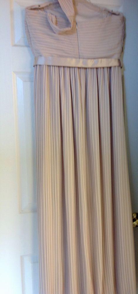 Dessy 2905 Size 8 Color Jade Bridesmaid Dress