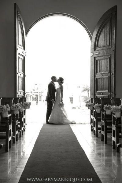 40 besos en imágenes, la inspiración para tu álbum de bodas Image: 38