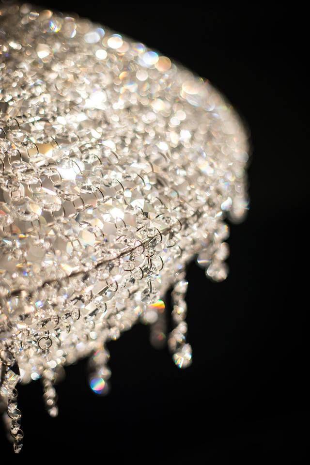 Iceberg + crystal chandelier #Manooi #Chandelier #CrystalChandelier #Design #Lighting #Iceberg #luxury #furniture
