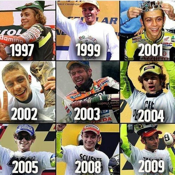 Valentino Rossi                                                                                                                                                                                 More