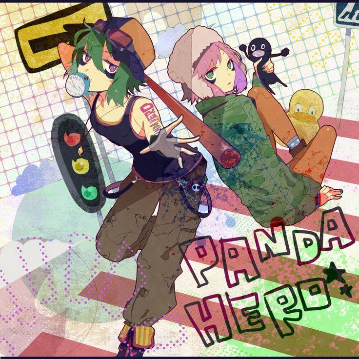 Panda Hero | Vocaloid Wiki | Fandom powered by Wikia