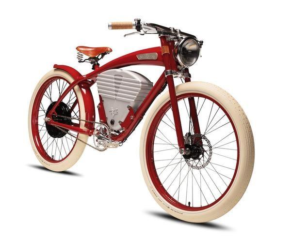 Vintage Electric Tracker eBike @ Electric Bikes Brisbane Milton