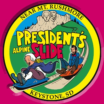 President's Alpine Slide, Keystone South Dakota. Did this years ago and kids are excited to go again! @Patricia Nickens Derryberry Rapid City