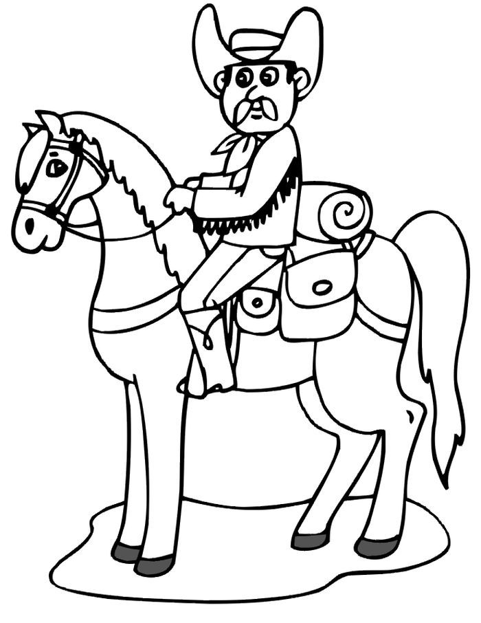 Cowboy Coloring Pages To Print Free Coloring Sheets Horse Coloring Pages Coloring Pages Horse Coloring