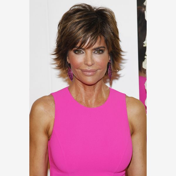Lisa Hairstyle: How To Get Lisa Rinna's Hairstyle